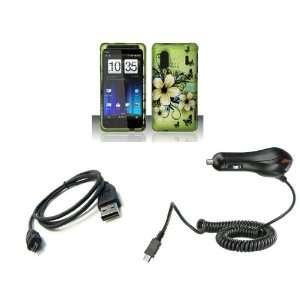 HTC EVO Design 4G (Sprint) Premium Combo Pack   Green