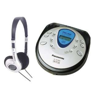 Portable Personal CD Player with Radio   REFURBISHED Electronics