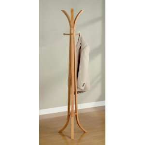 Modern Style Decor Entryway Hall Tree Coat Rack With Four