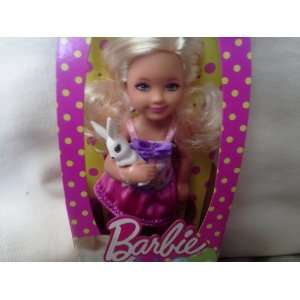 Mini Barbie Easter Doll: Toys & Games