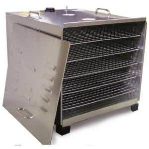 Machinery (SSFD10) Stainless Steel Food Dehydrator