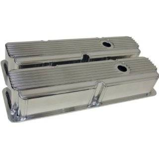 76 Ford Big Block FE 352 390 406 427 428 Steel Valve Covers   Chrome