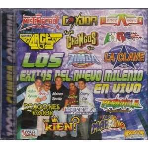 Miro, Kien, La Cumbia, Caro y Amor Gitano Maravilal y La Base: Music