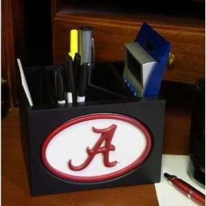 Creations Alabama Crimson Tide Desktop Organizer