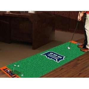 Exclusive By FANMATS MLB   Detroit Tigers Golf Putting