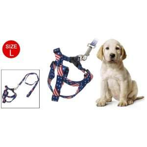 Como Dog Puppy Safe Leash Rope Size L Pull Harness: Pet
