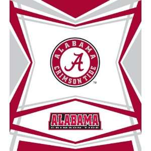 Alabama Crimson Tide Book Cover