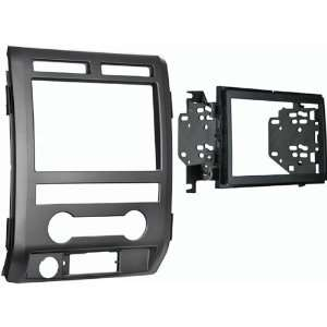 NEW 2009 Up Ford F 150 Double DIN Installation Kit (Car Audio