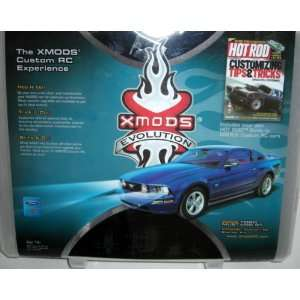 XMODS Evolution 2006 Ford Mustang GT Toys & Games