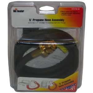 Mr. Heater 5 PROPANE HOSE ASSEMBLY, Acme nut x 1x20 male throwaway