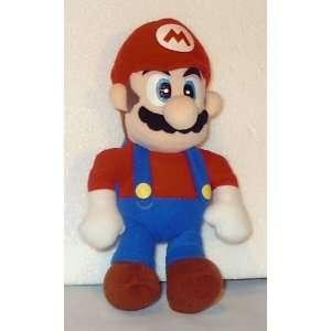 Mario; Nintendo Super Mario Brothers Plush Stuffed Toy Toys & Games