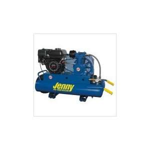 Gas Engine Single Stage Wheeled Portable Air Compressors: Toys & Games