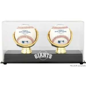 San Francisco Giants Gold Glove Display Case