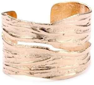 Karen London Pharaoh Rose Gold Plated Cuff Bracelet