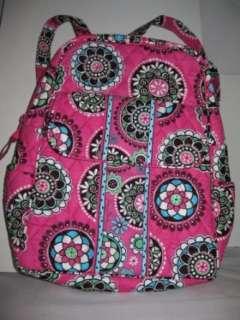 Vera Bradley Backpack Bag in Cupcake Pink Clothing