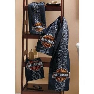 Harley davidson Towel Set 3pc