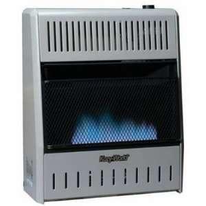 BTU Vent Free Dual Fuel Gas Wall Heater