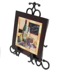 Bianca della Toscana Hot Plate Trivet & Wall Decor
