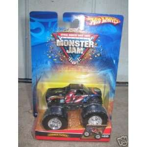 Hot Wheels Monster Jam Truck Airborne Ranger #38, 1/64  Toys & Games