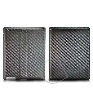 Series iPad 2 Flip Leather Case   Black Cell Phones & Accessories