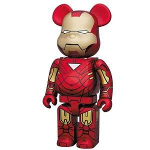 Iron Man Mark VI 400% Be@rbrick Toys & Games