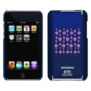 Flower Strings Pink on iPod Touch 2G 3G CoZip Case