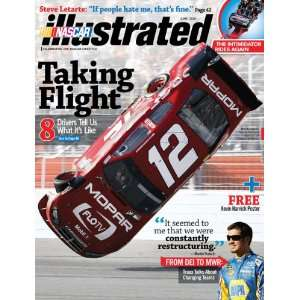 NASCAR Illustrated Magazine: Celebrating the NASCAR