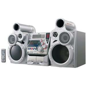 JVC MX GT90 GigaTube Compact Stereo System Electronics