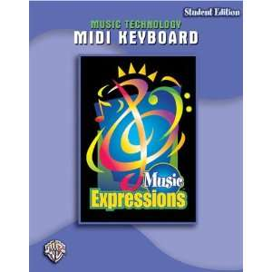 Music Expressions Grade 6 (Middle School 1) MIDI Keyboard (Student
