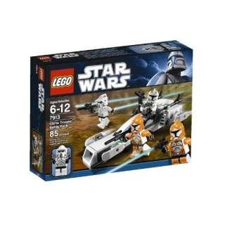 LEGO Star Wars Clone Trooper Battle Pack 7913  Toys & Games