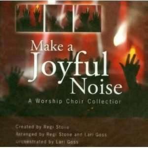 Make a Joyful Noise; A Worship Choir Collection   Listening CD Music