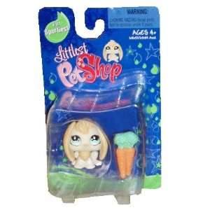 littlest pet shop bunny with carrots Toys & Games