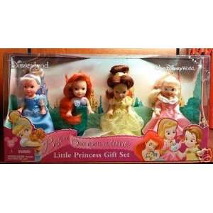 Disney Princess Little Baby Doll Set Featuring Cinderella