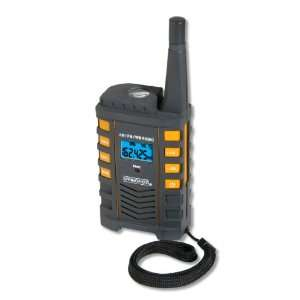 Taylor NOAA 7 Channel Portable Radio and Flashlight Patio