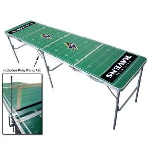 Baltimore Ravens NFL Tailgate Table with Net