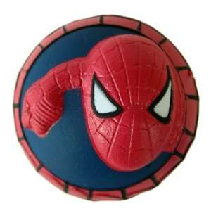 Marvel bath toy  Spiderman Squishee Ball blue  Toys & Games