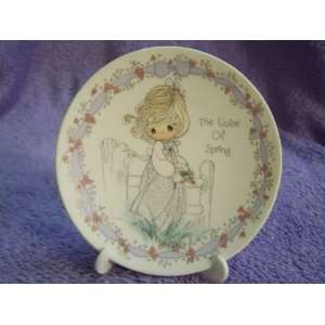 Precious Moments The Voice of Spring Mini Collectible