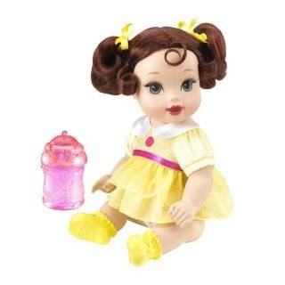 Disney Princess Sparkle Baby Cinderella Doll: Toys & Games