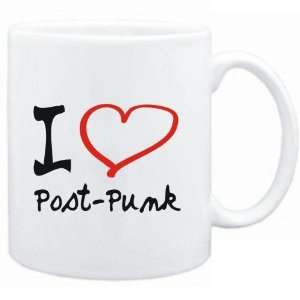 Mug White  I LOVE Post Punk  Music