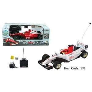Formula One f1 Racing Radio Controlled Rc Car (114 Replica) (Color