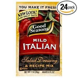 Good Seasons Salad Dressing & Recipe Mix, Mild Italian, 1 Ounce