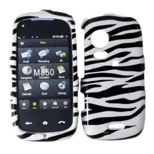 Zebra Hard Case Cover for Samsung Instinct HD M850 Cell