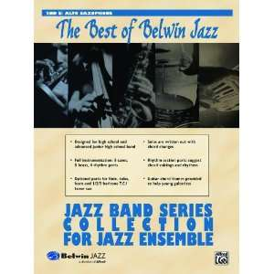 2nd Alto Saxophone (Jazz Band Series Collection for Jazz Ensemble