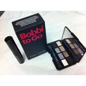 Bobbi Brown Smokey Neutrals Eye Shadow Palette & Mini Extreme Party