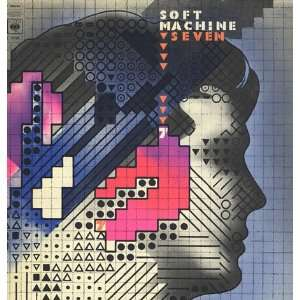 Seven   1st Issue Soft Machine Music