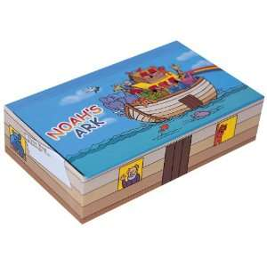 General Box Company Noahs Ark Pencil Box (20015) Office
