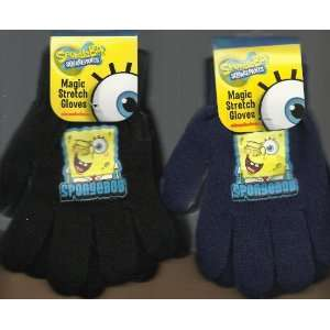 Nickelodeon Spongebob Squarepants Magic Stretch Gloves for
