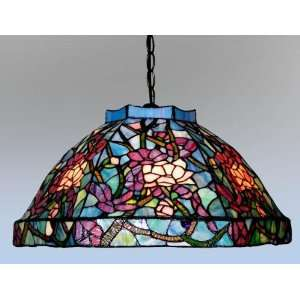 Tiffany Style Stained Glass Hanging Lamp VL029 Home