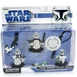 Star wars Clone trooper bust ups Armada 2 set  Toys & Games