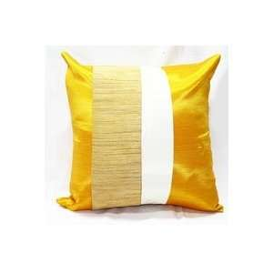 12x12 Decorative Silk Throw Pillow Cover